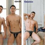 Japanese Men's DENIMIX LINE JOCKSTRAP by GX3 4Colors